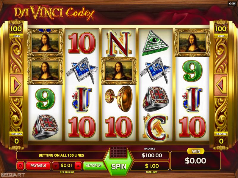 Codex Jackpot slot game