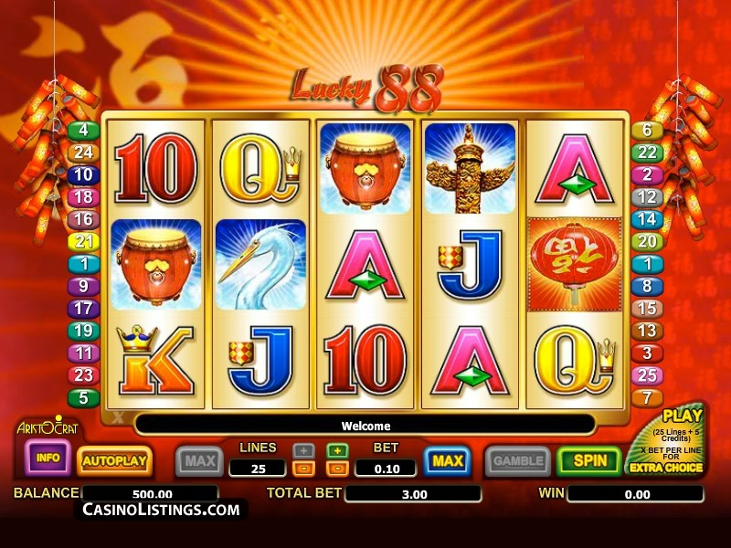 From China With Love slot game