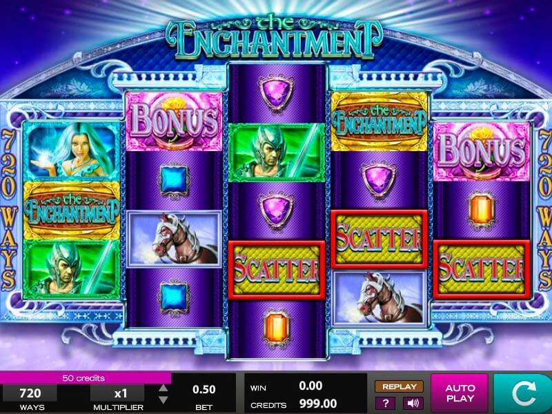 Haunting Harry slot game